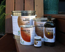 Exterior Natural Decking and Furniture Oils