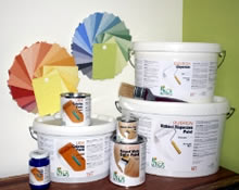 Environmentally Friendly Wall and Ceiling Paints