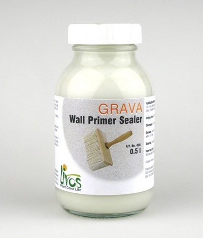 GRAVA Eco Friendly Wall Primer Sealer #408
