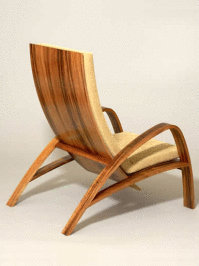"Blackwood ""Pops"" Chair"