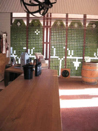 "Organic winery - Clients comment ""The Livos bench top oil has even exceeded our expectations""."