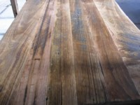 Recycled table top - Stained using the Kunos Natural Oil sealer in Smoked oak.