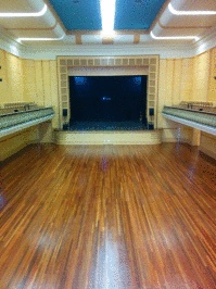Collingwood Town Hall- oiled with Kunos natural oil sealer, no sanding back required and minimum maintenance!