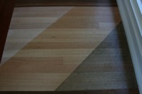 Sample of Vic Ash Flooring