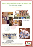 Safe & Natural kids paints