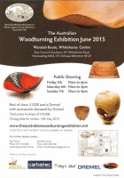 Whitehorse Woodturing Exhibition